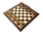 British Acacia Wenge and Walnut Chess Set - Official Staunton™