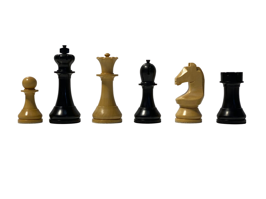 Championship Reproduction World Chess Pieces - Official Staunton™