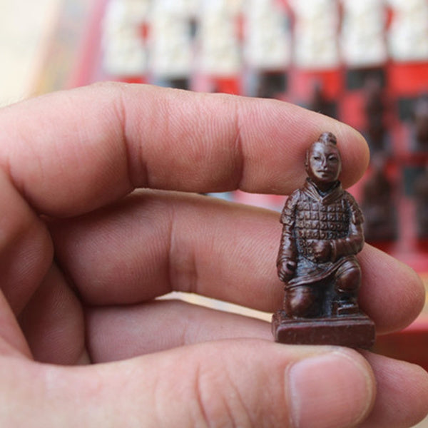 Terracotta Army Chess Set - Official Staunton™