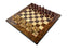 Old English Padauk Elm Prestige Chess Set - Official Staunton™