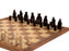 Isle of Lewis Chess Pieces, Solid Wood Chess Board - Official Staunton™