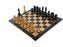 Steiner Design Boxwood Anegre Chess Set - Official Staunton™