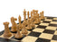 Championship Salvador Redwood Anegre Chess Set - Official Staunton™