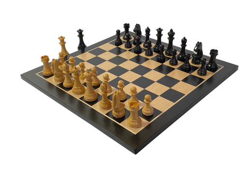 World Series & Anegre Board Chess Set - Official Staunton™