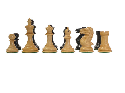 "3.25"" Elite Players Series Chess Pieces - Official Staunton™"