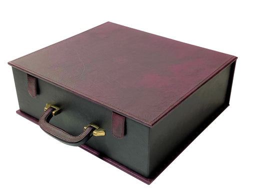 Luxury Twin Tier Presentation Case - Official Staunton™