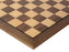 "21"" Walnut & Maple Chess Board - Official Staunton™"
