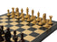 Sheffield Rosewood Anegre Chess Set - Official Staunton™