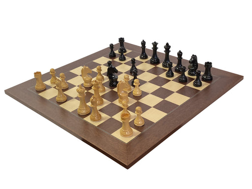 World Chess Reproduction Chess Set - Official Staunton™