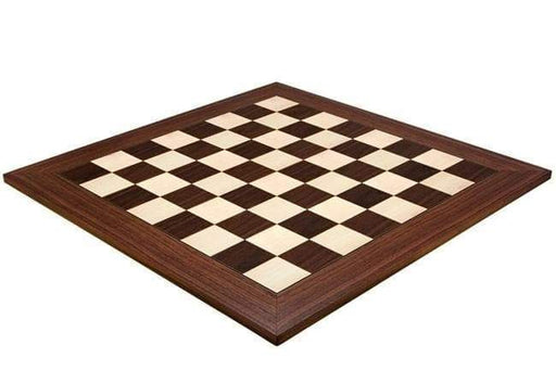 Chess Set - 23 Inch Deluxe Montgoy Palisander Chess Board