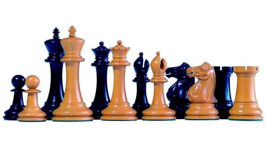 Chess Set - Antique Wilhelm Steinitz Chess Pieces