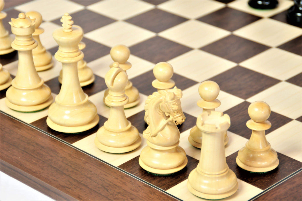 Artisan Monarch Montgoy Palisander Luxury Chess Set - Official Staunton™