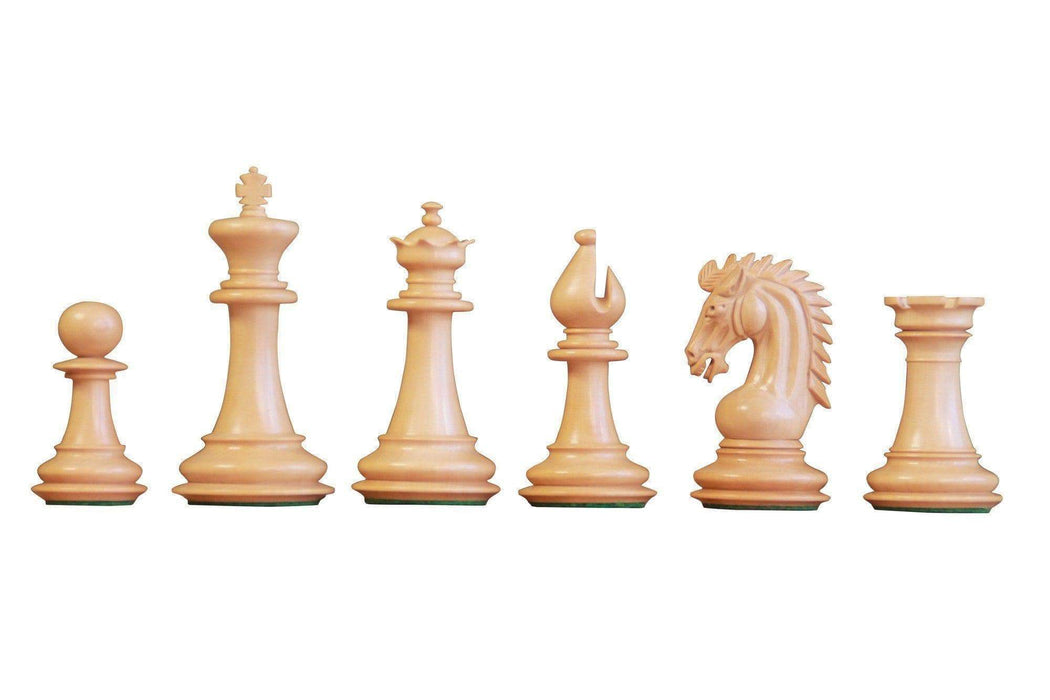 Artisan Sheffield Rosewood Chess Pieces - Official Staunton™ Chess Company