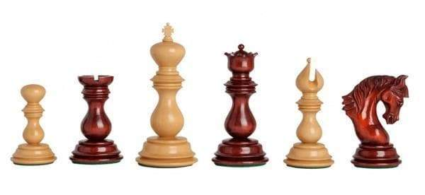Chess Set - Artistic Derby Montgoy Palisander Luxury Chess Set