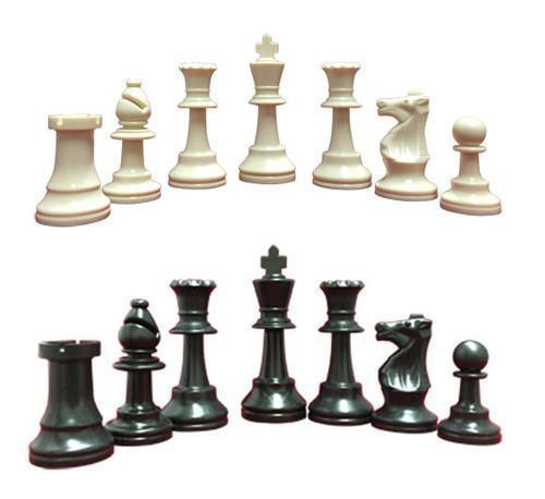 Gambit Club Chessmen - Chess Set