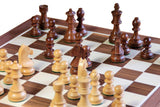 Chess Set - Tournament Classic Sheesham & Walnut Chess Set