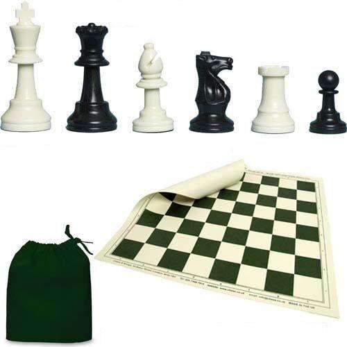Gambit Tournament Chess Combination - Official Staunton™