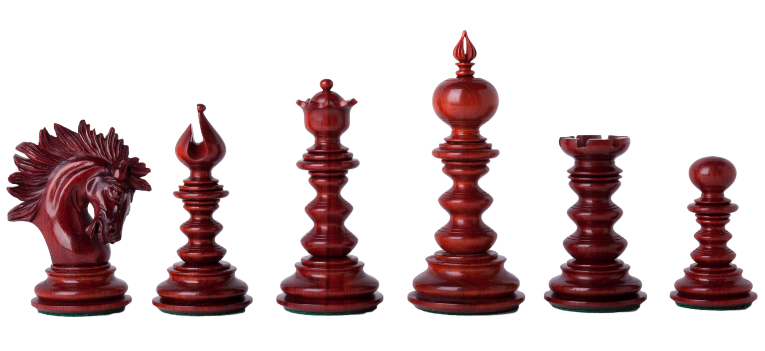 Artisan St. Petersburg Chess Pieces - Official Staunton™
