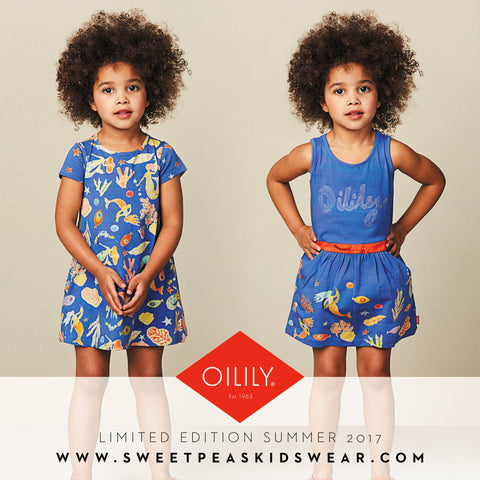 2014dc6e8 Oilily was founded in the Netherlands in 1963. The brand started out with children's  wear and was the first ever to place the child at the centre of its ...