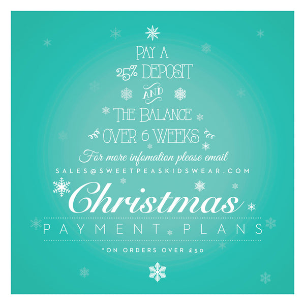 image for Christmas payment plans