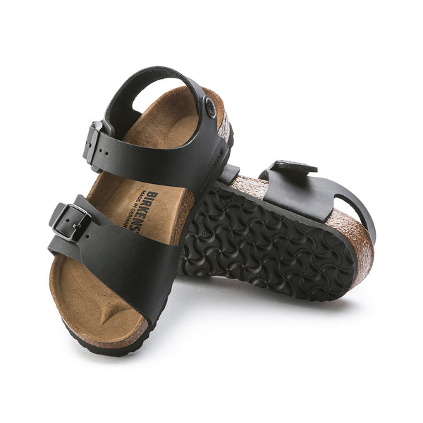 Birkenstock SS19 - New York Kids Black Sandals