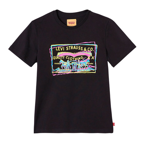Levi's Kids - Boys Black T-Shirt