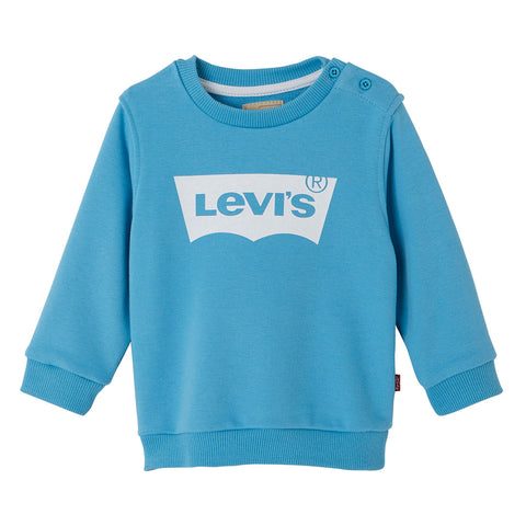 Levi's Kids - Baby Boys Logo Print Long Sleeved Sweatshirt