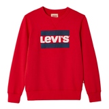 Levi's Kids - Boys Red Levi's Logo Sweatshirt