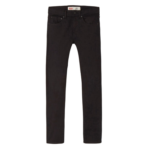 Levi's Kids - Boys Black '510' Skinny Fit Jeans