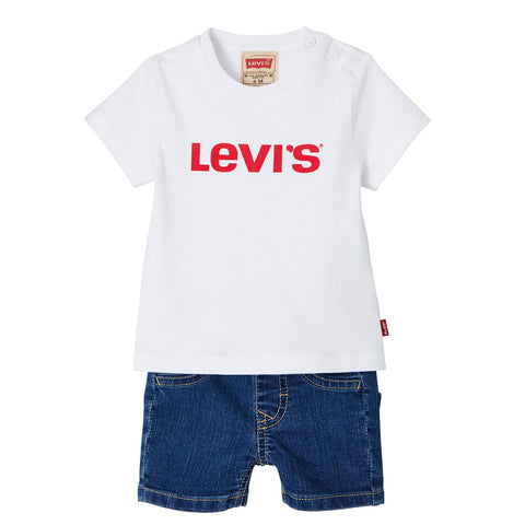 Levi's Kids - Baby Boys Shorts Set