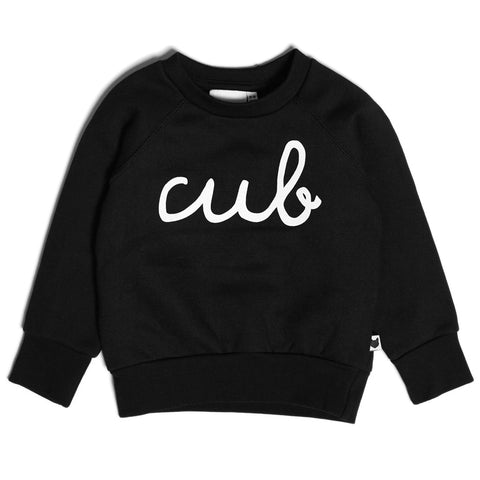 Tobias & The Bear - Cub Sweatshirt-Jumper-Sweet Peas Kidswear