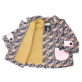 Love Henry - Grace Emilia Jacket-Coat-Sweet Peas Kidswear