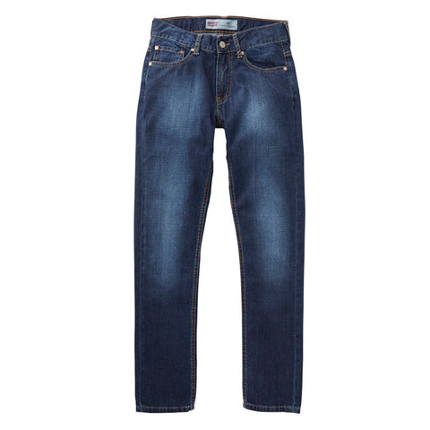Levi's - Boys Mid Wash '508' Reg Tapered Fit Jean-Jeans-Sweet Peas Kidswear
