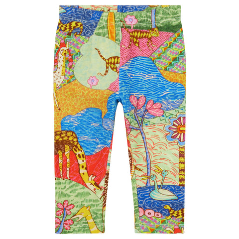 Oilily - Atlas Mountain Leggings-Legging-Sweet Peas Kidswear