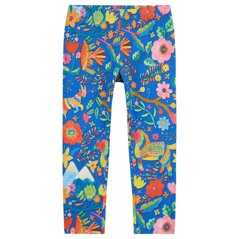 Oilily - Mountain Folk Leggings-Legging-Sweet Peas Kidswear