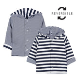 Absorba - Reversible Babies Pram Coat
