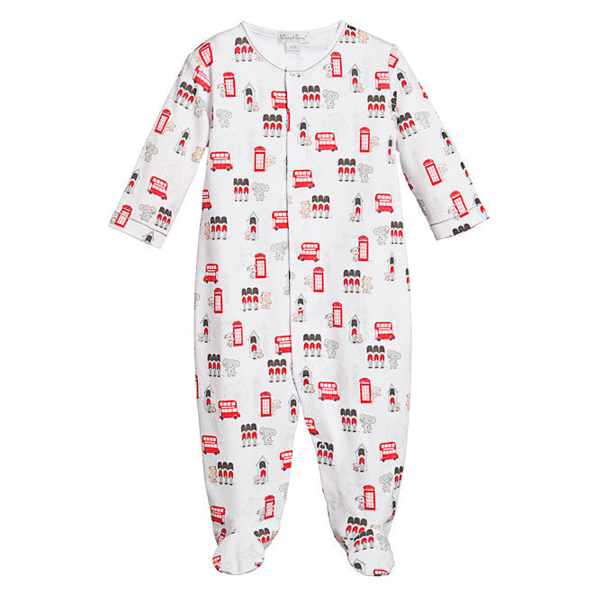 e38db7d45201 Kissy Kissy -  London Sightseeing  Babygrow – Sweet Peas Kidswear