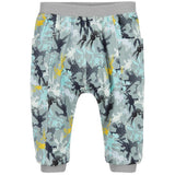 No Added Sugar - Baby Boys Rabbit Print Jersey Trousers-Trousers-Sweet Peas Kidswear