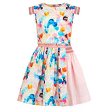 No Added Sugar - 'Blink Of An Eye - Euphoria' Dress-Dress-Sweet Peas Kidswear
