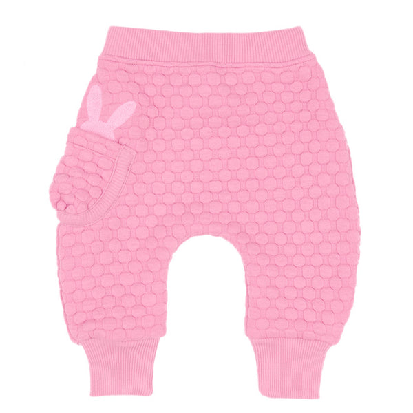 No Added Sugar - Babies Trackpants - Pink