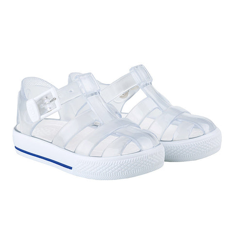 igor - 'Tenis' Clear Jelly Shoes-Jelly Shoe-Sweet Peas Kidswear