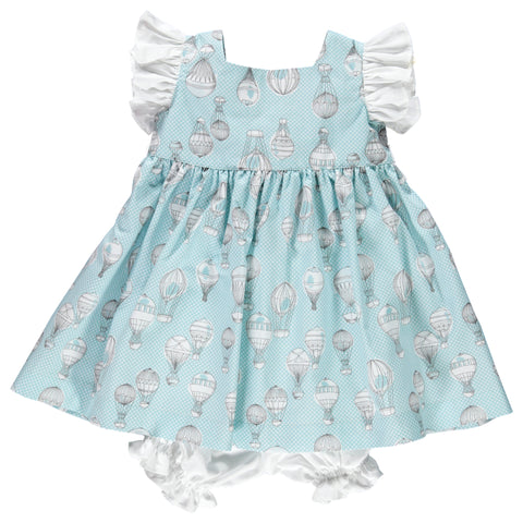 DOT - Balloon Print Alice Dress