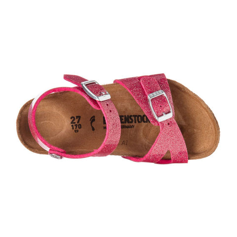 Birkenstock - Rio Magic Galaxy Bright Rose Sandals 1