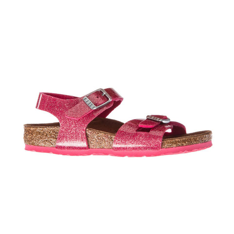 Birkenstock - Rio Magic Galaxy Bright Rose Sandals-Sandal-Sweet Peas Kidswear