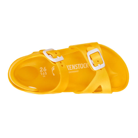 Birkenstock - Scuba Yellow Rio EVA Sandals 1