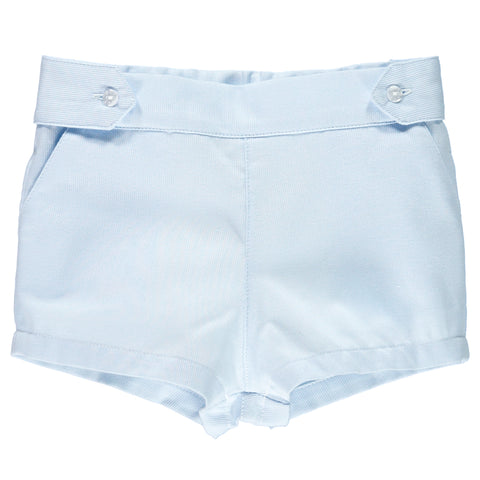 DOT - Boys Baby Blue Summer Dylan Shorts