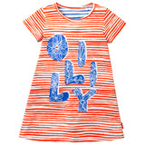 Oilily - Girls Trulia Short Sleeved Jersey Dress