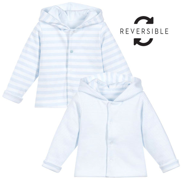 Absorba - Reversible Babies Pram Coat-Jacket-Sweet Peas Kidswear