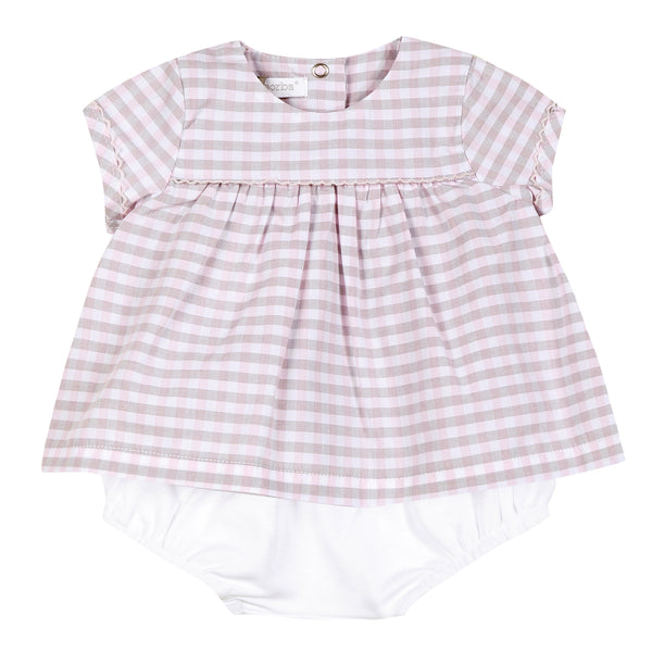 Absorba - Baby Girls Two Piece Outfit-Outfit Set-Sweet Peas Kidswear