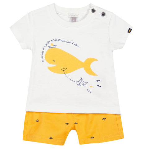 Absorba - Baby Boys Shorts Set